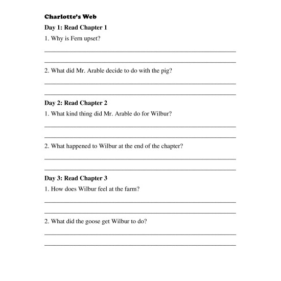 5th Grade: Entire School Year Curriculum